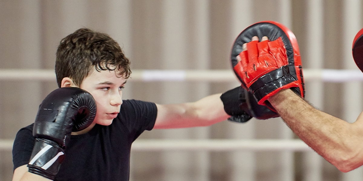 Kickboxen für Jugendliche