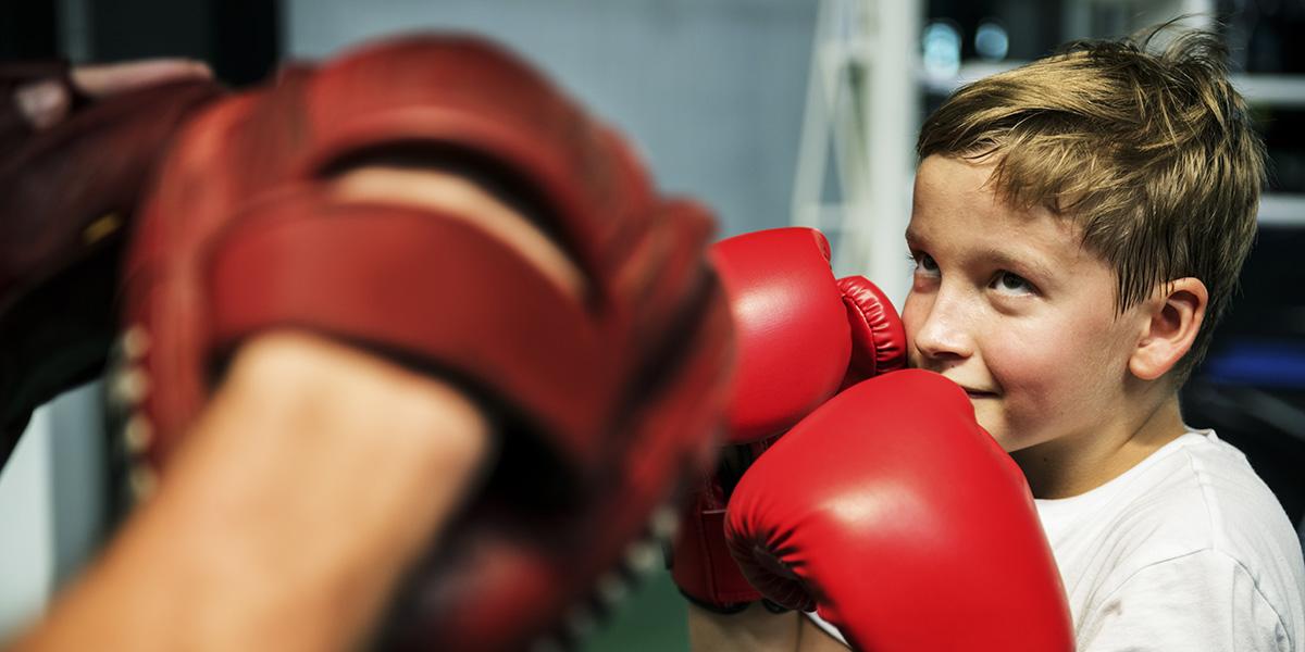 Kickboxen für Kinder Kaarst