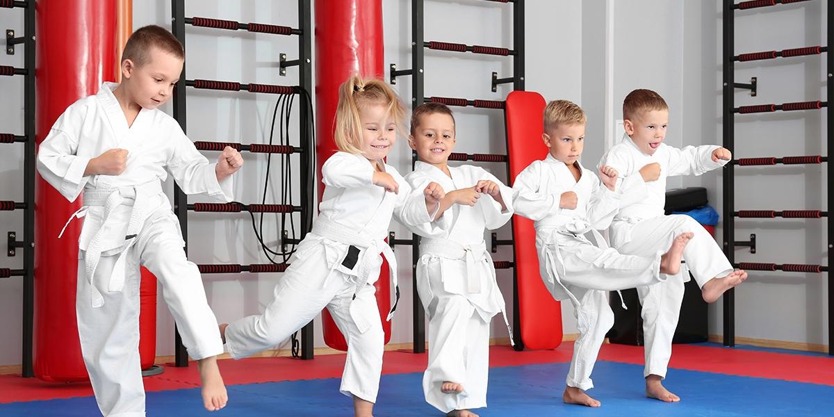 Taekwondo für Kinder Viersen